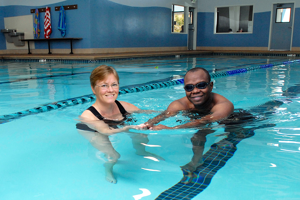 Adult Swimming Lessons