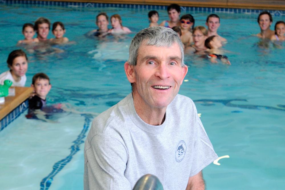 Swimming Lessons Folsom CA