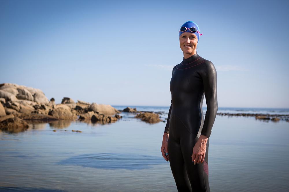 The Swim: Training for a Triathlon