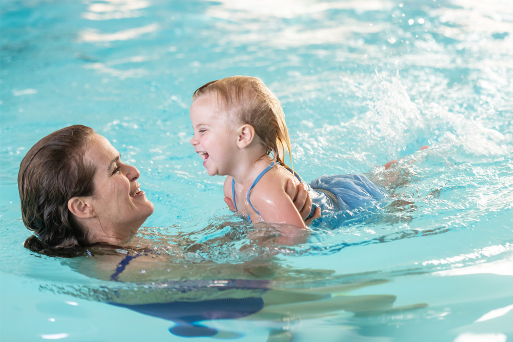 How Can I Reinforce What My Child Has Learned in Swim Lessons - Steve Wallen Swim School in Roseville and El Dorado Hills, CA