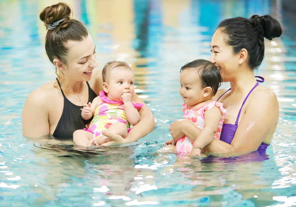 Wallen Swim Schools in Roseville and El Dorado Hills - Special Needs Swimming Lessons