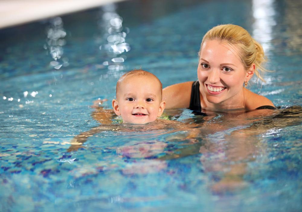 Wallen Swim Schools in Roseville and El Dorado Hills - Baby Swim Lessons