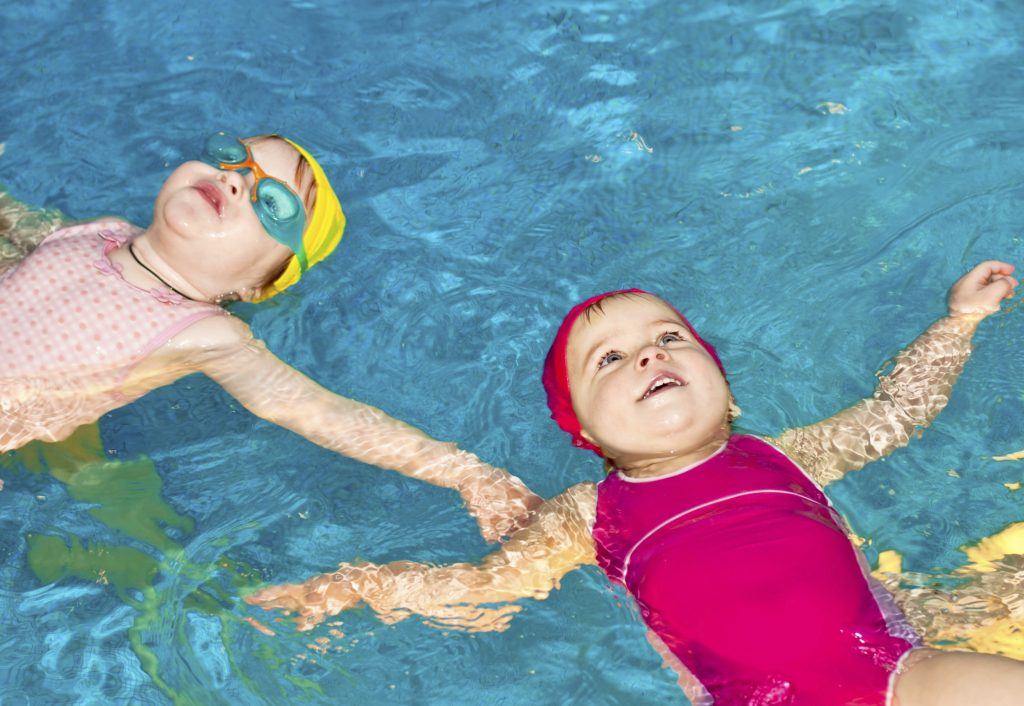 Learning to Float In the Water Is Magic: Wallen Swim School in Roseville and El Dorado Hills, CA