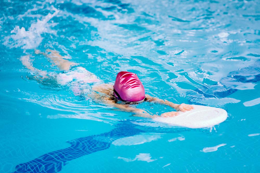 Flutter Kick! Adding Leg Action to Streamlining: Steve Wallen Swim School in El Dorado Hills and Roseville