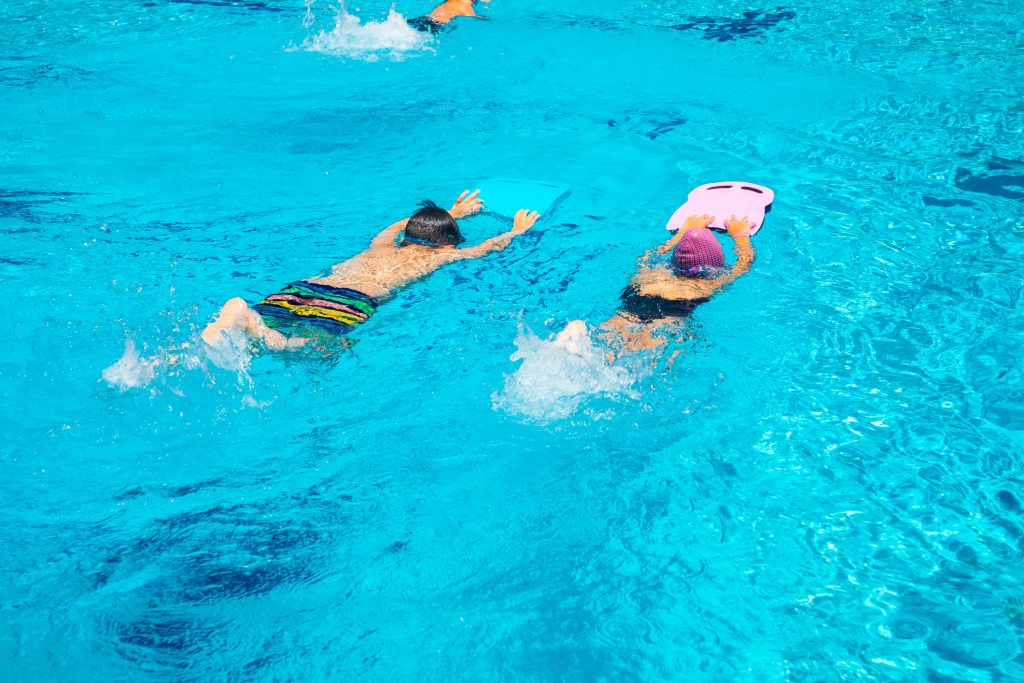 Building on a Strong Swim Foundation - Steve Wallen Swim School in El Dorado Hills and Roseville